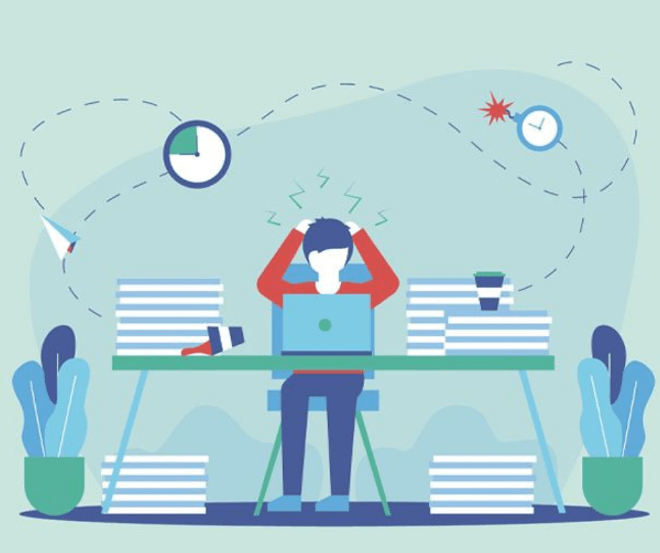 Productivity program - feel less frazzled and get more done